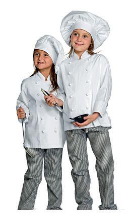 Giacca cuoco Babychef - Isacco