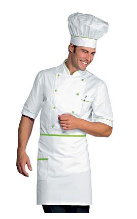 Giacca Cuoco Alicante Mezza Manica - Isacco