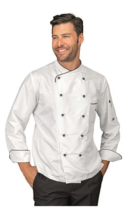 Giacca cuoco California - Isacco