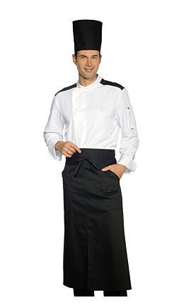 Giacca cuoco Malaga - Isacco
